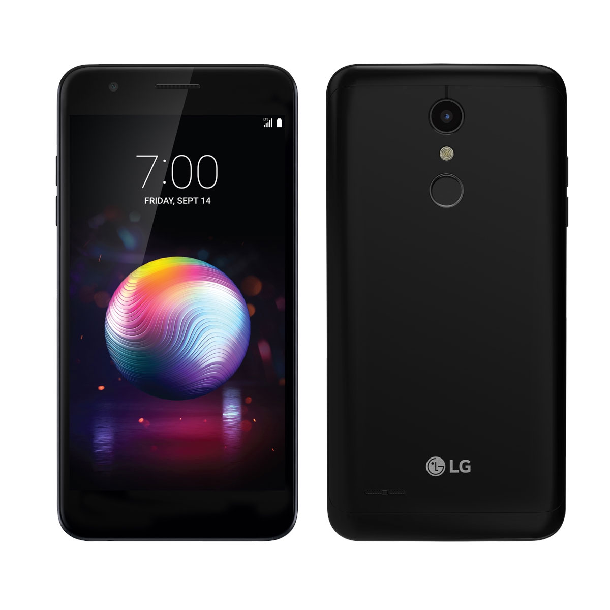 Details about LG K30 X410PM Sprint (GSM Unlocked) Black 5 3