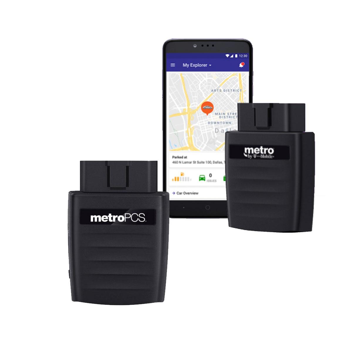 Details about MetroPcs MetroSMART Ride Car WiFi Hotspot GPS Tracking  Roadside